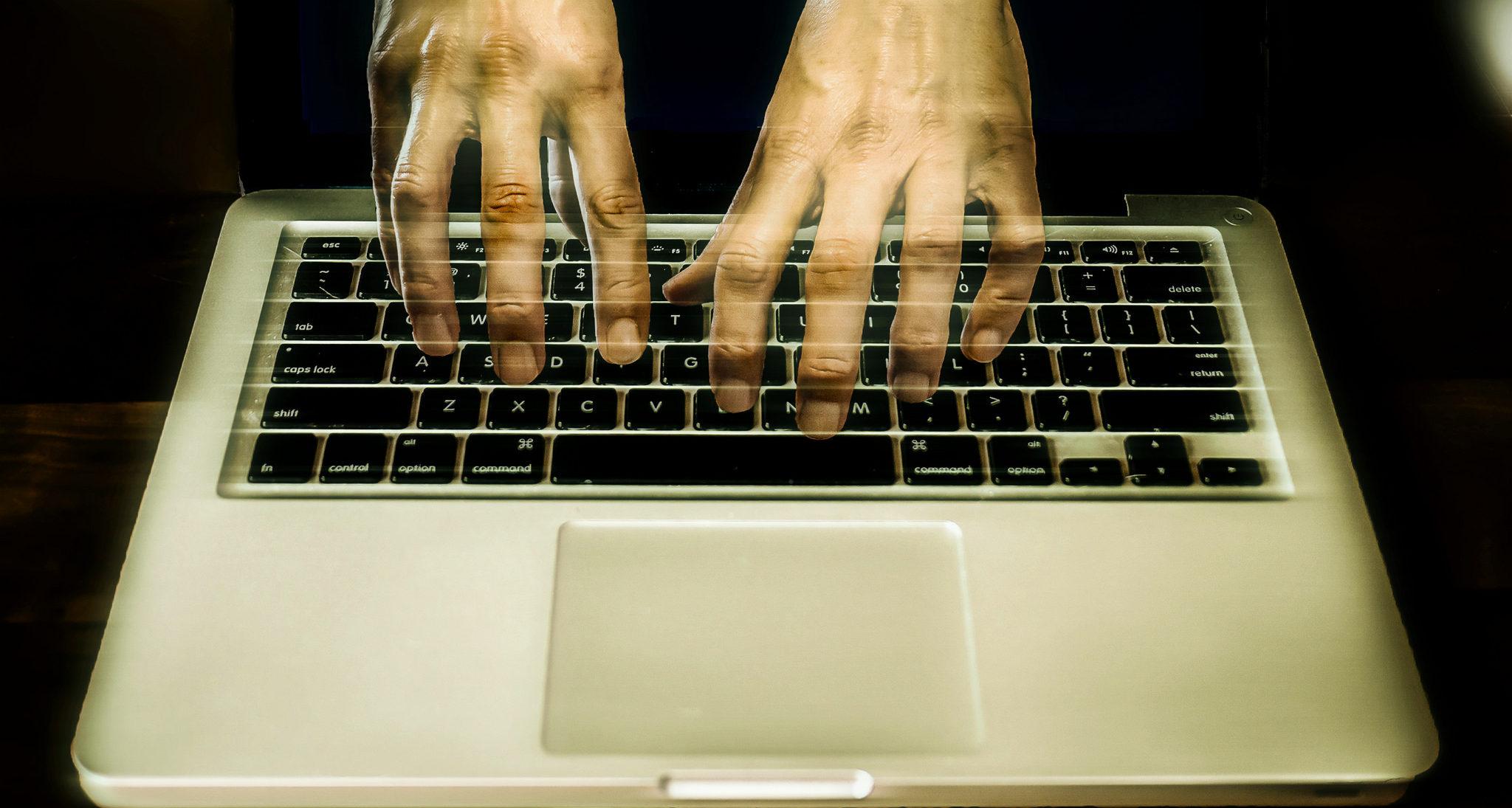 Data Protection Regulation. Photo cred -Blogtrepreneur, Computer Data Hacker