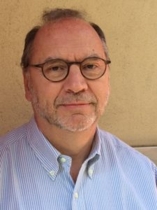 Professor Peter Piot photo by Heidi Larson
