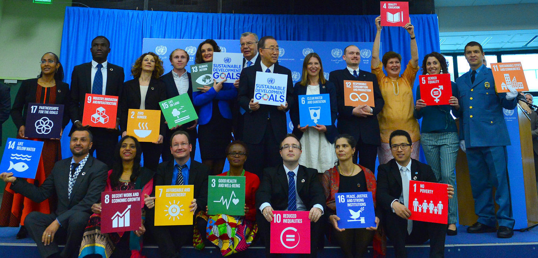 Scientists say the SDGs' targets are too weak. Photo Credit Dean Calma IAEA